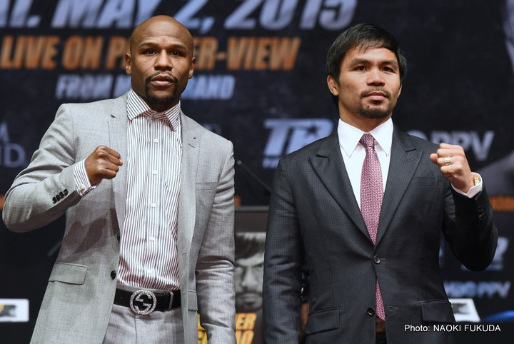 Pacman vs Money: Who will have a leg up
