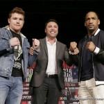 Canelo vs. Kirkland James Kirkland Saul Alvarez Boxing News