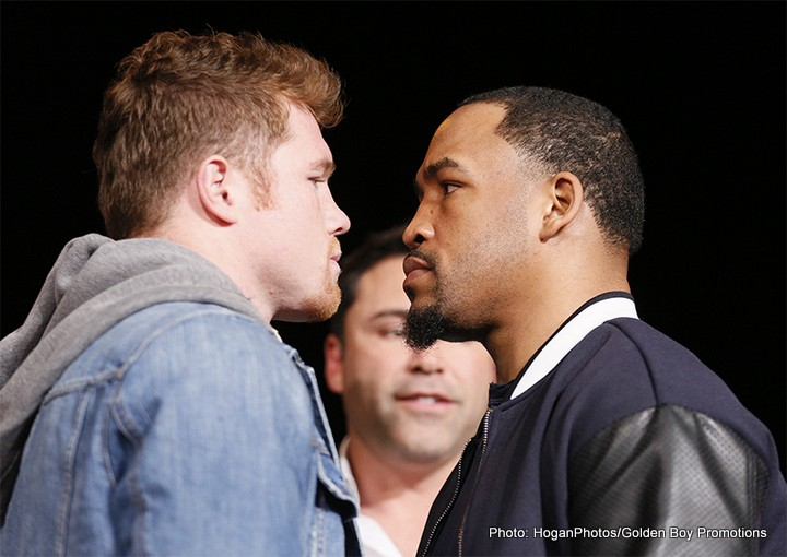 Canelo vs. Kirkland James Kirkland Saul Alvarez Boxing News