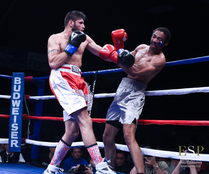 Highlight Reel KO's from Gavronski and Pineda Highlight Explosive Battle at the Boat 100 card