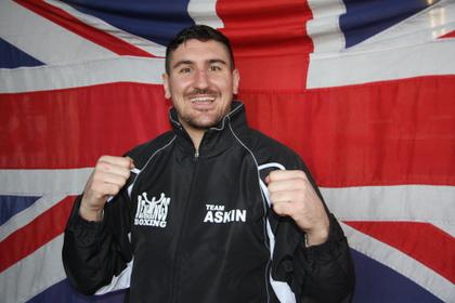 Matty Askin British Boxing