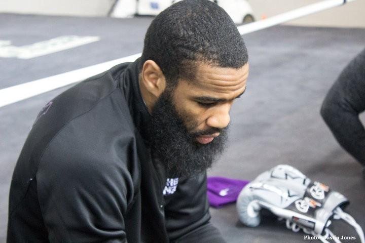 Errol Spence Jr. Lamont Peterson Boxing News
