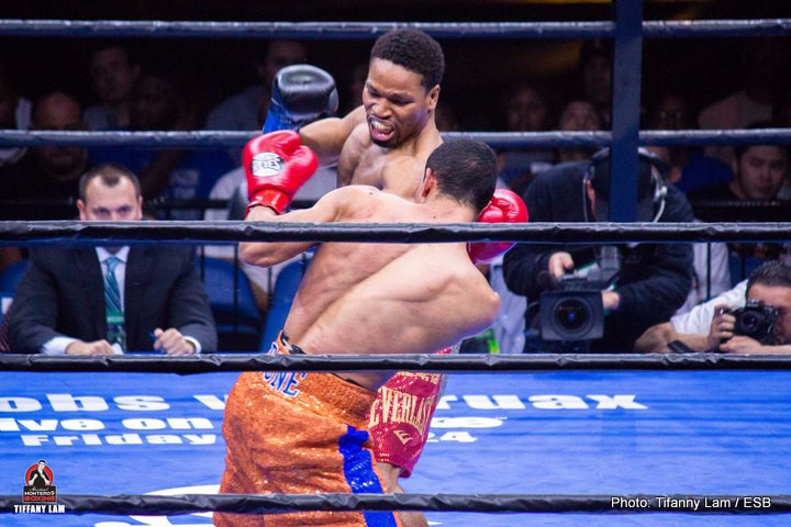 Shawn Porter Boxing Results