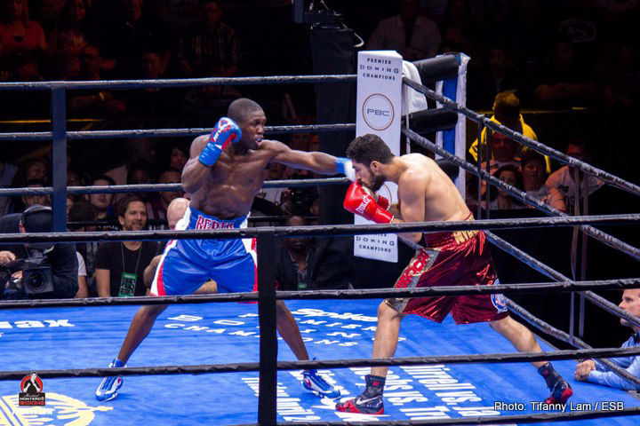 Berto Shines in the Spike TV Spotlight