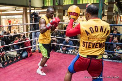 Adonis Stevenson Artur Beterbiev Gabriel Campillo Sakio Bika Boxing News