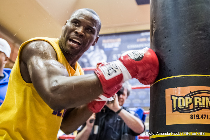 "Adonis Stevenson-Thomas Williams Jr – an easy or risky fight for ""Superman?"""