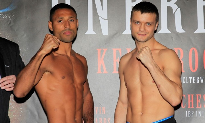 Brook vs Dan Live on Showtime –  Brook: I'll show I am an elite fighter