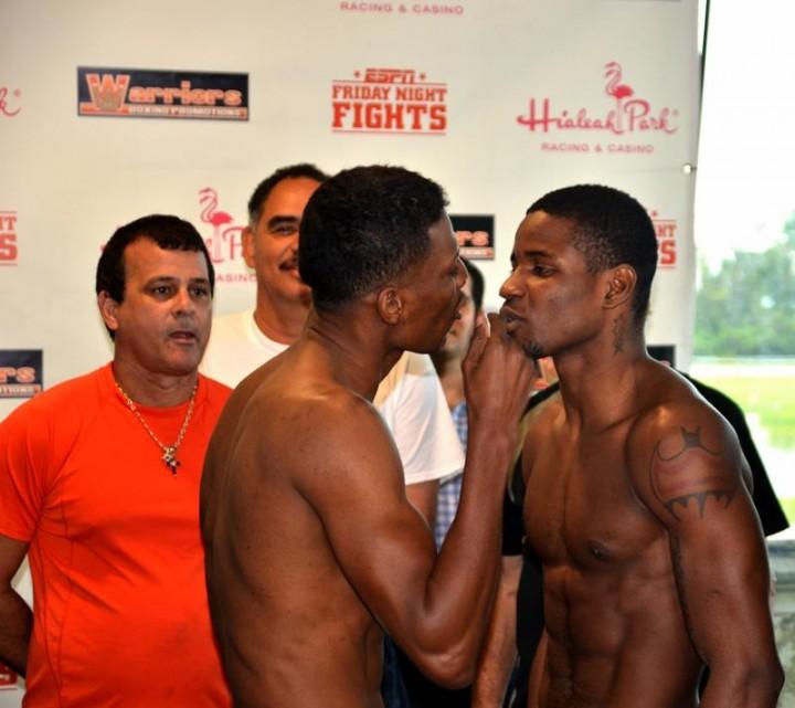 Breidis Prescott Boxing News