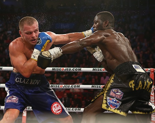 Cunningham chimes in on controversial decision in Glazkov fight
