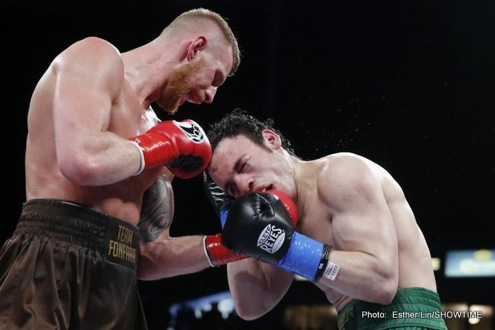 Andrzej Fonfara Daniel Sandoval Erickson Lubin Joe Smith Jr. Juan Carlos Payano Raushee Warren Boxing News