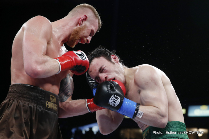 Fonfara-Smith Jr. & Payano-Warren quotes