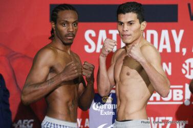 Andrzej Fonfara, Julio Cesar Chavez Jr. - Weigh-In: SHOWTIME CHAMPIONSHIP BOXING