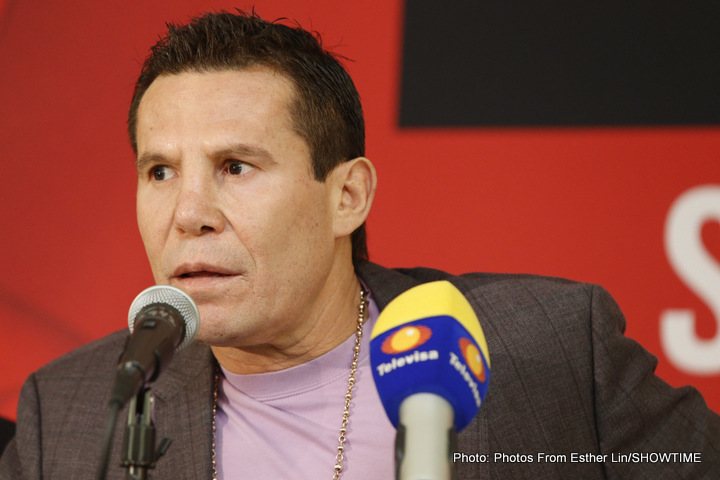 Julio Cesar Chavez Vs. Roberto Duran in the works for July 23rd in Vegas! (in an exhibition)