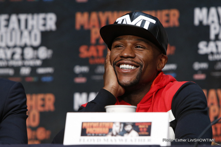 Mayweather 49-0: Boxing History Dumbed Down