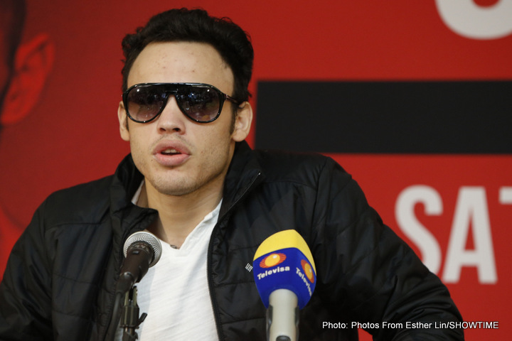 Chavez Jr: I Want Ward, GGG or Even Canelo