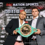 Cotto vs. Geale, Daniel Geale, Miguel Cotto - Already a marquee event featuring Miguel Cotto (39-4, 32 KO's) defending his WBC Middleweight and Ring Magazine World Champion titles against former Two-Time World Champion Daniel Geale (31-3, 16 KO's) in a 12-round main event, the June 6 showdown will now include a live musical performance by Roc Nation and Grammy-nominated artist Big Sean before the main event.