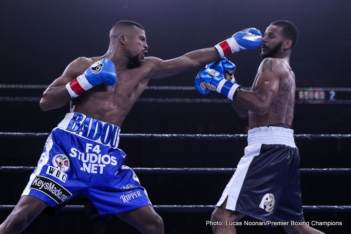 Is Badou Jack A Better Fight For George Groves?