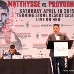 Lucas Matthysse Ruslan Provodnikov Boxing News