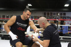 Bryant Jennings, Klitschko vs. Jennings, Wladimir Klitschko - Live Beginning at 2:00 p.m. ET/11:00 a.m. PT - Wladimir Klitschko vs. Bryant Jennings  is presented by K2 Promotions and the Klitschko Management Group in association with Gary Shaw Productions and will be televised Live on HBO World Championship Boxing® beginning at 10:00 p.m. ET/PT in the United States and RTL in Germany.