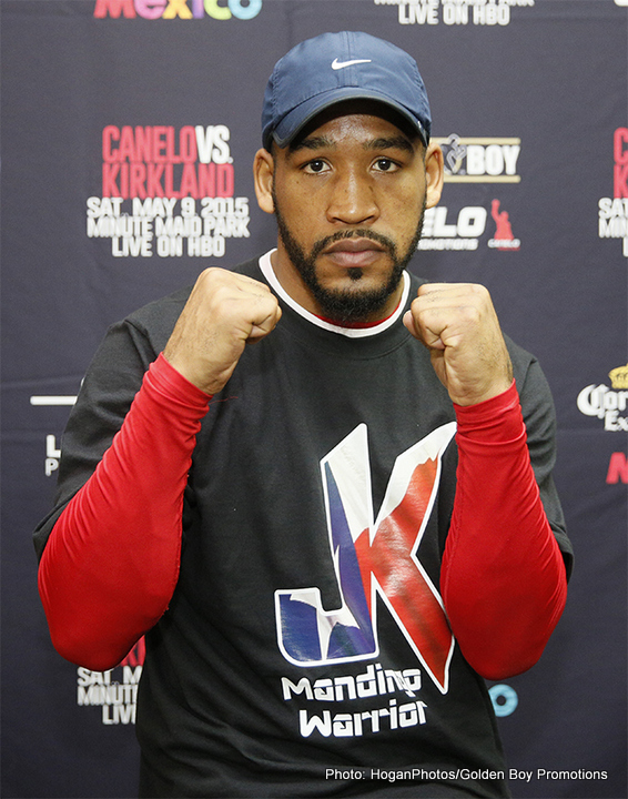 James Kirkland San Antonio Media Workout Quotes