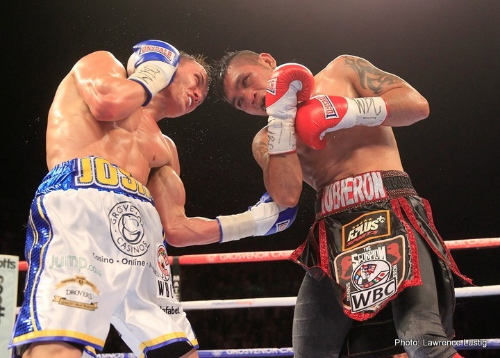 Josh Warrington Lee Selby Boxing News British Boxing