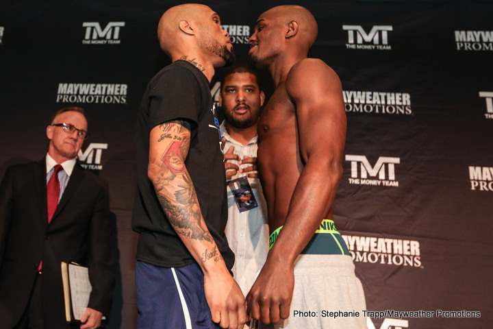 Ishe Smith to Meet McCalla on Special Thursday Edition of ESPN Friday Night Fights