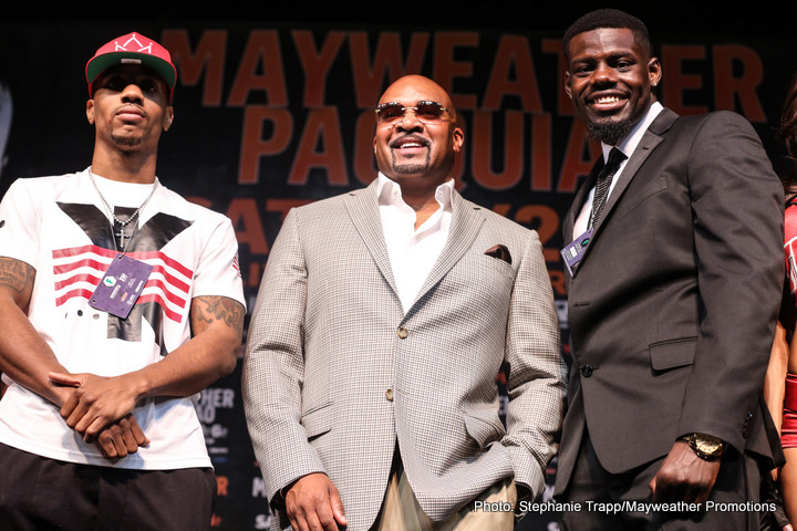 Ellerbe: Not a word about Floyd coming back
