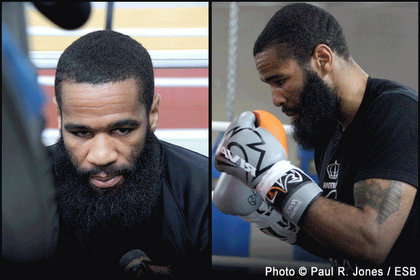 Now it could be Lamont Peterson for Miguel Cotto