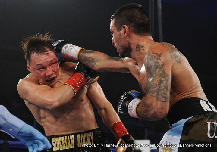 Matthysse Defeates Provodnikov By Majority Decision In A Thriller Battle