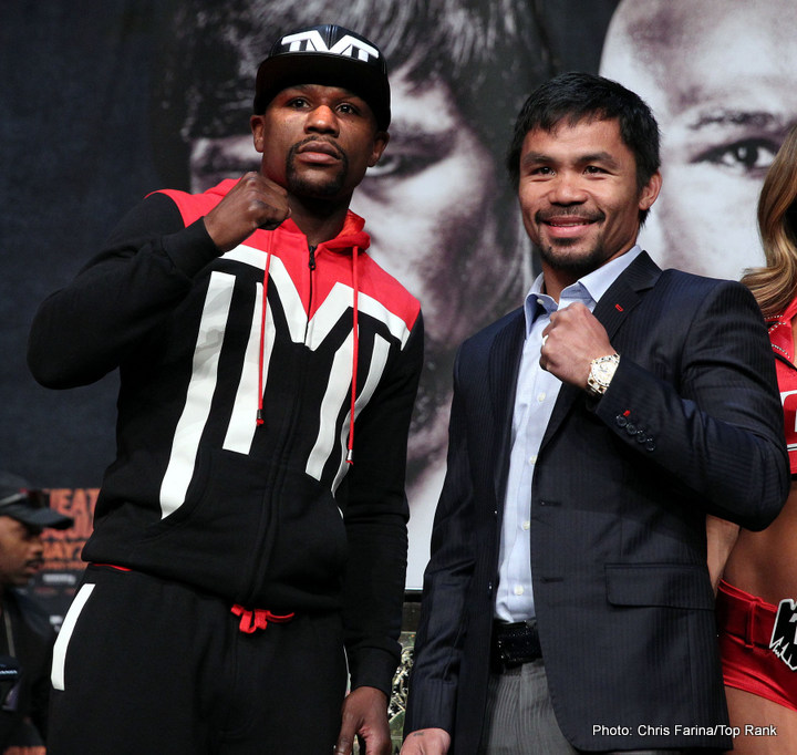 My personal assessment, keys to victory, and prediction for Floyd Mayweather/Manny Pacquiao