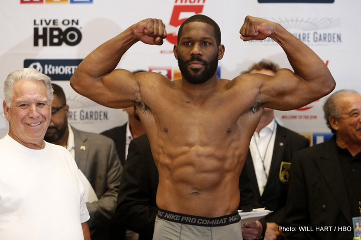 "Should it be ""Bye Bye"" For Bryant Jennings?  Had so much to offer, perhaps still does…"