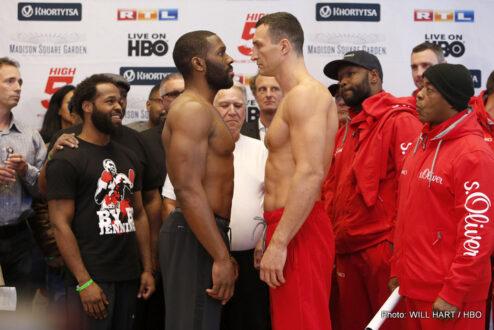 Bryant Jennings, Klitschko vs. Jennings, Wladimir Klitschko - Top Stories Boxing