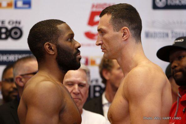 Bryant Jennings Klitschko vs. Jennings Wladimir Klitschko Top Stories Boxing
