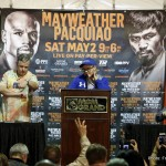 Floyd Mayweather Jr Manny Pacquiao Mayweather vs. Pacquiao Boxing News