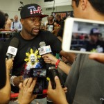 Mayweather vs. Berto - The news officially landed yesterday that P4P boss Floyd Mayweather will indeed fight Florida's Andre Berto on September 12th at the MGM Grand in Las Vegas.