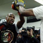 Floyd Mayweather Jr - Lately the recently retired Floyd Mayweather Jr. has said in interviews that GGG would be/would've been easy work for him if they'd fight/fought.