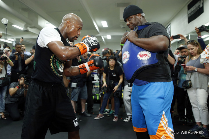Pacquiao vs Mayweather – an integral assault vs. a defensive equilibrium