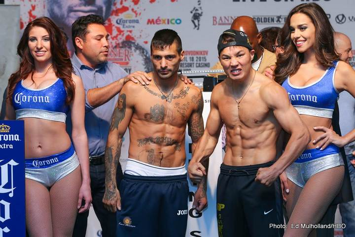 Lucas Matthysse 139 vs. Ruslan Provodnikov 139.5