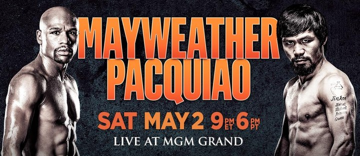 Mayweather v Pacquiao Tickets At Last!