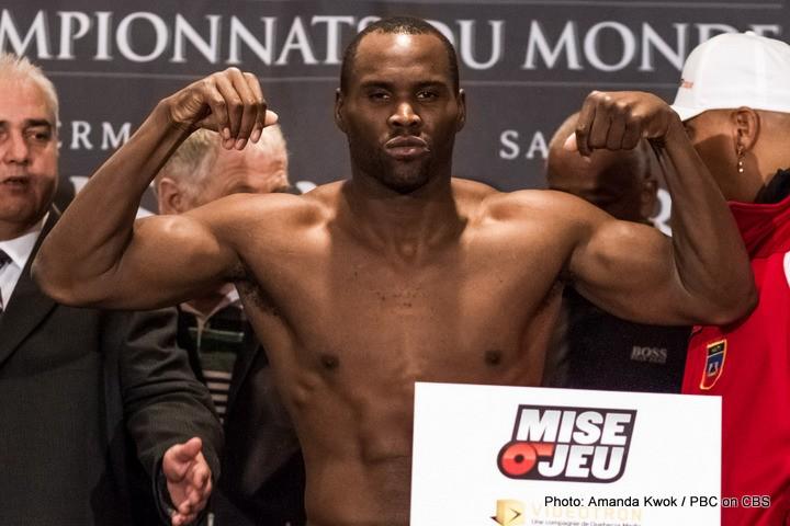 Adonis Stevenson Sergey Kovalev Boxing News