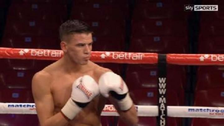 Bob Ajisafe Isaac Chamberlain Martin Ward Tyrone Nurse Boxing Results British Boxing