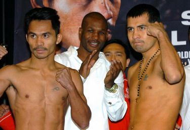Marco Antonio Barrera Breaks Down May-Pac