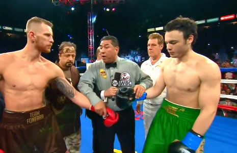Fonfara destroys Julio Cesar Chavez Jr