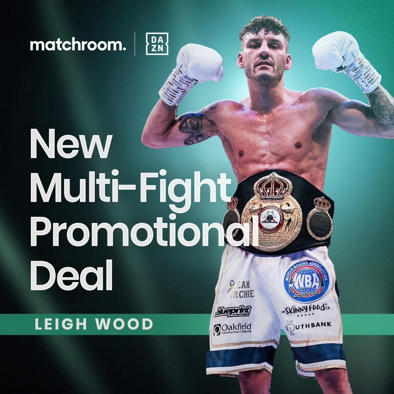 Leigh Wood - British Boxing