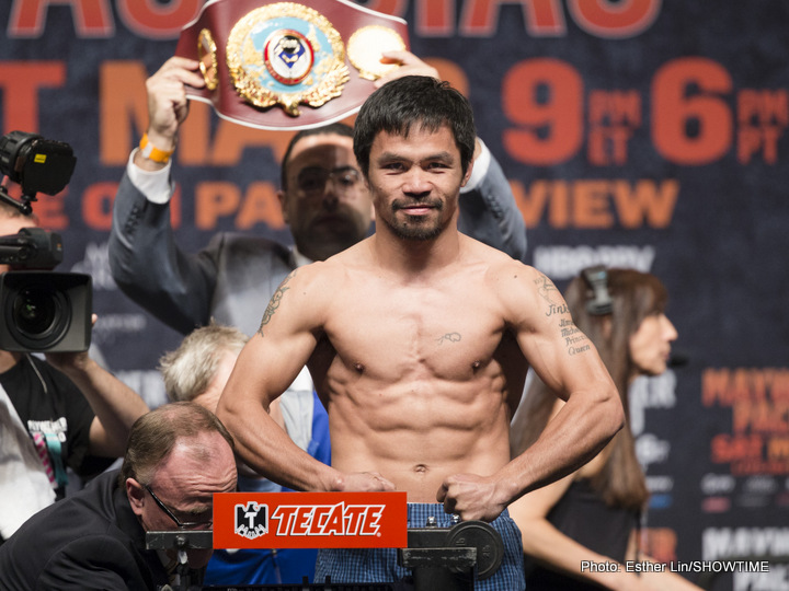 Manny Pacquiao Ready to Call It a Day?