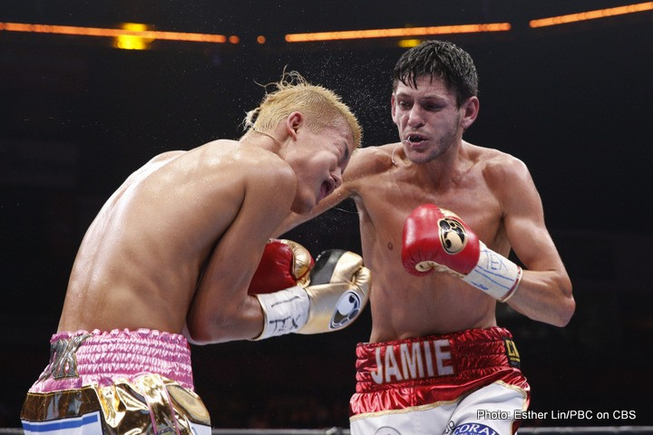 "Can McDonnell beat ""The Monster?"" – Jamie McDonnell to defend bantamweight belt against feared puncher Naoya Inoue in May"