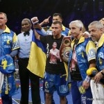 Vasyl Lomachenko - Promoter Bob Arum is, as fans known, very excited about Vasyl Lomachenko. The former amateur standout of standouts who is now just seven bouts into his pro career - despite this lack of pro fights the southpaw has already won five WBO title bouts and has captured two world belts - is being looked at by the Top Rank boss as perhaps the most talented fighter he has ever worked with. And the good news for British boxing fans is Lomachenko might be heading to a fight in the UK next year.