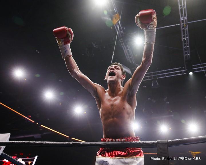 Jamie McDonnell Tomoki Kameda Boxing News British Boxing