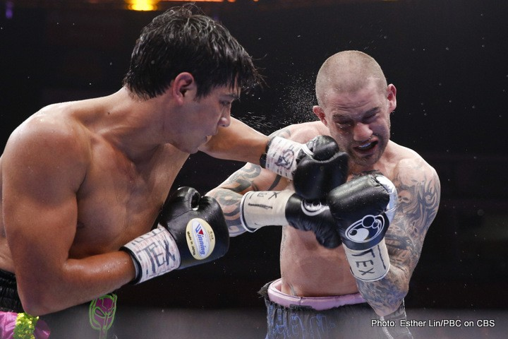 Ricky Burns Boxing News
