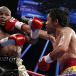 "Floyd Mayweather Jr, Gennady Golovkin - The latest going around on the net is the verbal sparring between Floyd Mayweather Jr. and Khazakstan's own GGG. GGG has said he's confident of beating Mayweather should they meet September 12, 2015. Mayweather has responded saying that ""GGG has never fought a top opponent in his whole career""!"